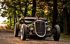 nature, background, cars, speed, auto