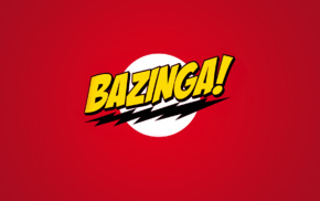 red background, The Big Bang Theory, anime