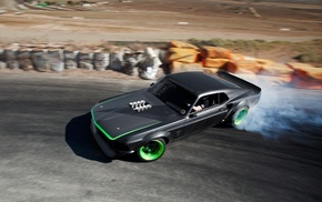 muscle cars, drift