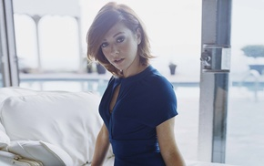 blonde, girl, Alyson Hannigan