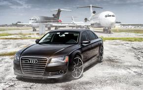 black, auto, road, beautiful, jets