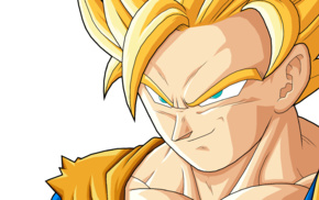 Dragon Ball Z, Super Saiyan, Dragon Ball