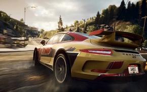 Need for Speed Rivals, video games, Porsche 911 GT3, Porsche
