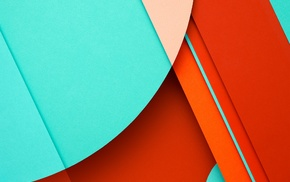Android L, material style, Android operating system, minimalism, Google