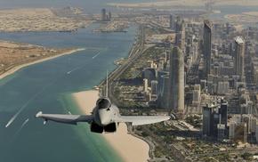 airplane, aircraft, city
