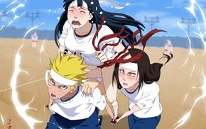 Hyuuga Neji, Uzumaki Naruto, anime girls, Rock Lee, Naruto Shippuuden, Hyuuga Hinata
