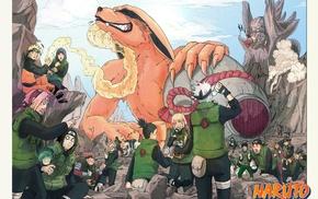 anime, Hyuuga Hinata, Nara Shikamaru, crossover, Hyuuga Neji, Uzumaki Naruto