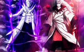 anime, Naruto Shippuuden, Uchiha Obito, Uchiha Madara