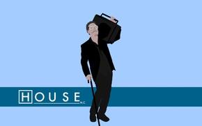 .D., TV, humor, House