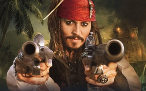 Pirates of the Caribbean, Jack Sparrow, pirates, Johnny Depp
