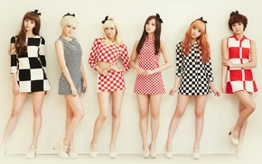 Hello Venus, Asian, Korean, legs, K, pop
