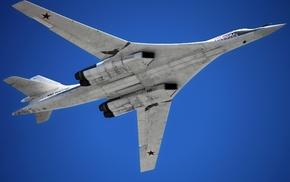 самолет, Александр Голованов, ТУ-160, бомбардировщик, небо, авиация