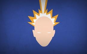 superhero, Charles Xavier, Blo0p, heroes, minimalism