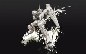 mech, RX, 0 Unicorn Gundam, Mobile Suit Gundam Unicorn, anime, Gundam