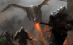 дракон, произведение искусства
