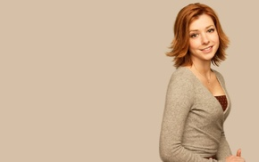 Alyson Hannigan, girl