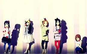Tainaka Ritsu, Nakano Azusa, K, ON, Hirasawa Yui, Kotobuki Tsumugi
