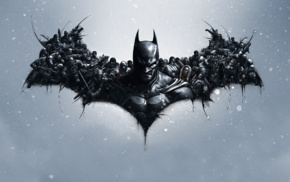 Бэтмен, произведение искусства