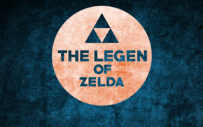 epic fail, video games, Nintendo, abstract, Triforce, typo