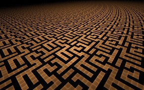 mazes, texture