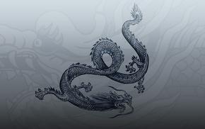 Sleeping Dogs, dragon