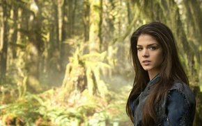 brunette, girl, Marie Avgeropoulos, actress, The 100, model