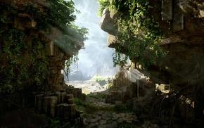video games, Dragon Age, Bioware, Inquisition, RPG, artwork