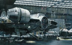 Звездные войны, космический корабль