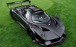 field, cars, supercar, tuning, sportcar