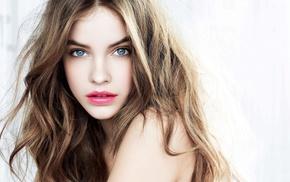 модель, блондинка, девушка, голубые глаза, Барбара Палвин