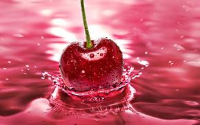 cherry, 3D