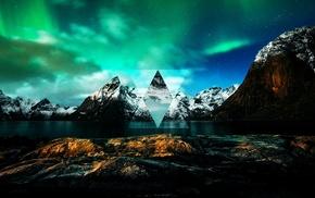 triangle, nature, cityscape, polyscape, landscape