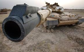 macro, gun, power, England, tank