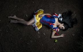 Sleeping Beauty, girl