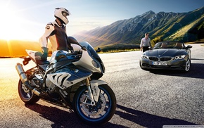 auto, cars, BMW, power, motorcycle